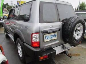 2004 Nissan Patrol Wagon New Town Hobart City Preview