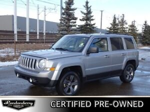 2015 Jeep Patriot 4WD HIGH ALTITUDE Accident Free,  Leather,  He