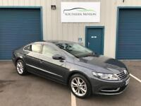 2016 16 (£1000 DEPOSIT CONTRIBUTION AVAILABLE) VW CC 2.0TDI BMT 140PS 4 Dr