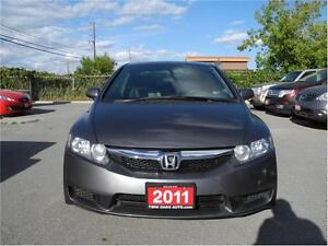 2011 Honda Civic Sdn EX-L LEATHER - SUNROOF Oakville / Halton Region Toronto (GTA) image 18
