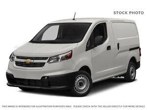 """2015 Chevrolet City Express Cargo Van FWD 115"""" LT"""