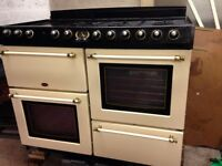 Belling Farmhouse range cooker, spares, natural gas