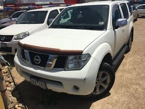 2008 Nissan Pathfinder R51 MY07 ST-L (4x4) 6 Speed Manual Wagon Hoppers Crossing Wyndham Area Preview
