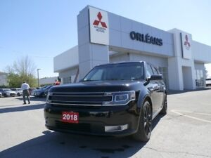 2018 Ford Flex LIMITED AWD-NAV-LEATHER-PANO ROOF (FULLY LOADED!!