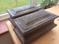 Vintage Crawfords biscuit tins for sale.
