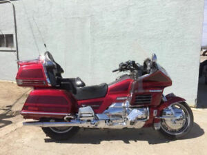 1998 HONDA GOLDWING 1500 SE - BLOWOUT $4999!