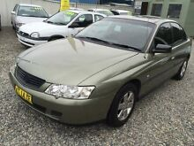 2002 Holden Commodore VY Executive Martini Grey 4 Speed Automatic Sedan Jewells Lake Macquarie Area Preview