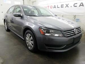 2012 Volkswagen Passat AUTOMATIQUE A/C CRUISE BLUETOOTH