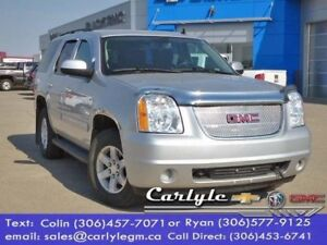 2014 GMC Yukon Cloth Bench 8-Pass.