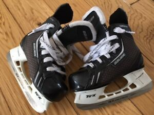Bauer Youth Skates Size 11