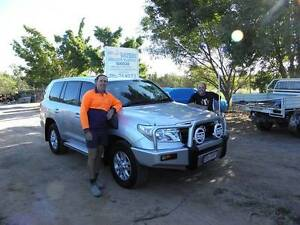 2011 Toyota LandCruiser Wagon Kelso Townsville Surrounds Preview