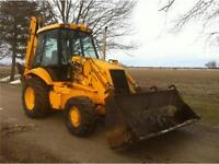 1999 JCB 214 Series 3 4X4 Backhoe