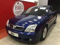 Vauxhall Vectra ELEGANCE DTI MANUAL (blue) 2004