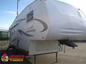 2007 Chaparral 277DS 5th Wheel