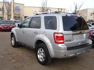 2011 FORD ESCAPE LIMITED 4X4 LEATHER SROOF-100% APPROVED FINANCE Edmonton Edmonton Area image 4