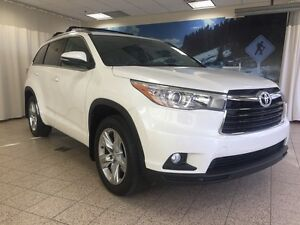 2015 Toyota Highlander 2015 Toyota Highlander Limited - Today is