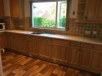 Complete second hand kitchen for sale