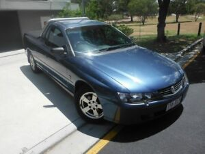 2003 Holden Commodore VY S PAC Blue 5 Speed Automatic Utility Kedron Brisbane North East Preview