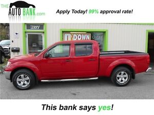 2010 Nissan Frontier SE 4X4   NEW TIRES
