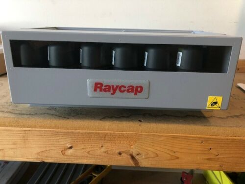 Raycap Distribution Box Rack Mount RVZDC-2260-RM-48-FA