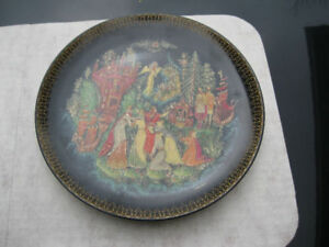 11 Collector Plates, Russian Legends,$10 eachbest offers- Pl