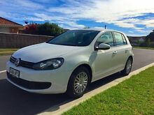 2009 Volkswagen Golf VI MY10 77TDI DSG Trendline White 7 Speed Sports Automatic Dual Clutch Hatchbac North Brighton Holdfast Bay Preview