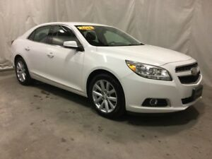 "2013 Chevrolet Malibu LT- ""A STEAL OF A DEAL""  $11995."