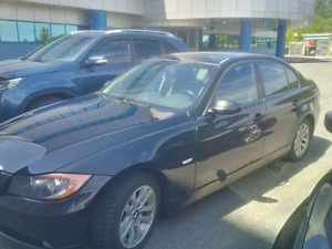 2006 BMW 325XI WITH NAVIGATION