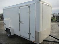 Stealth Condor *** 6x12 *** Extra Height with Ramp Door !!!
