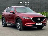 2018 Mazda CX-5 2.2D Se-L Nav 5Dr Estate Diesel Manual