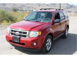 2012 Ford Escape XLT V6 4x4 NEW BLOWOUT PRICE $15785!!
