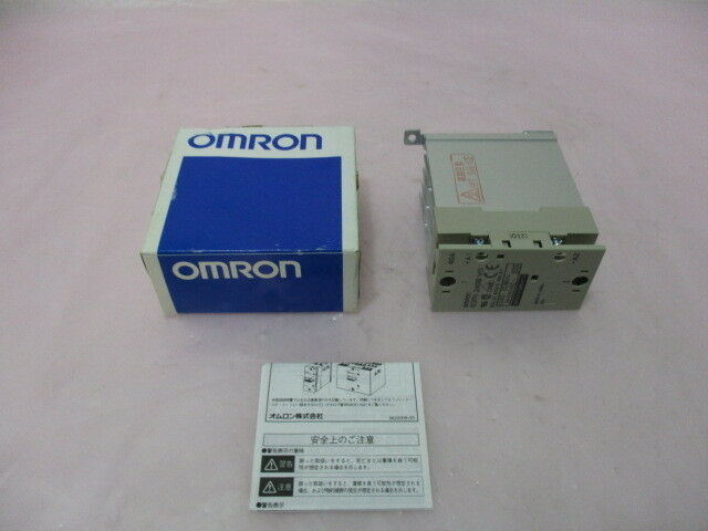 Omron G3PA-240B-VD, Solid State Relay, 5-24VDC. 419146