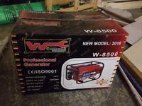 W-8500 professional generator
