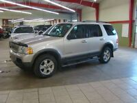2004 Ford Explorer XLT 4X4 ONLY 130KM WOW