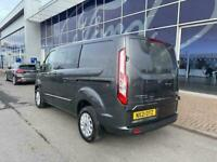 2021 Ford Transit Custom 2.0 Ecoblue Hybrid 130Ps Low Rf D/Cab Limited Van Crew