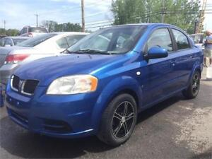2007 Pontiac Wave 5sps **SAFETY & ETEST INCLUD.**