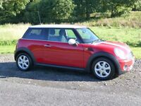 2008 MINI ONE 1.4 ONE LADY OWNER FROM NEW FULL SERVICE HISTORY