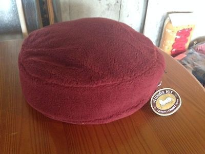 Dog Bed / Cat Bed / Pet Bed - Slumber Pet Round Pet Cushion