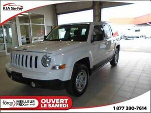 2015 Jeep PATRIOT 4WD