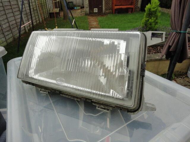 Rare! Early Volvo 440 Headlamp Unit