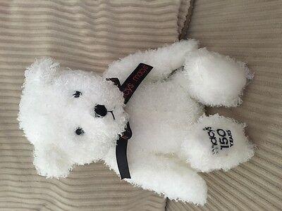 Celebration Teddy Bear - Macy's White Soft Teddy Bear 7