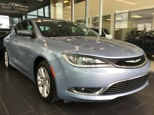 2015 Chrysler 200 LIMITED, HEATED SEATS, ACCIDENT FREE