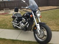 2004 Suzuki Marauder Motorcycle Motorbike.  Great Shape!