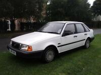 1994 L VOLVO 440 1.6Li 4 DOOR !!! 1 OWNER 29000 GENUINE MILES!!!!!