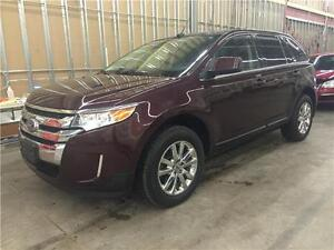 2011 Ford Edge Limited AWD **LEATHER-SUNROOF**