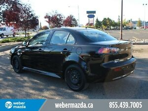 2015 Mitsubishi Lancer DE - MANUAL - FINANCE - NO FEES Edmonton Edmonton Area image 4