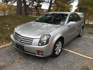 2003 Cadillac CTS, 1 OWNER, 73000 KM, CERTIFIED