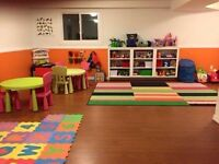 Home childcare (Franklin/Glamis) area