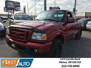 2007 Ford Ranger Sport - NO ACCIDENTS! - GOOD ON GAS