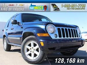 2007 Jeep Liberty Limited Local   4x4   PST Paid